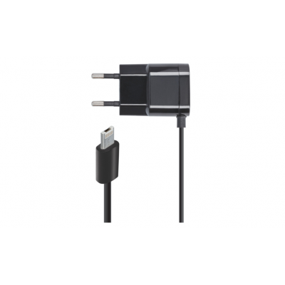 Forever 1x Apple Lightning,micro USB Wall Charger Μαύρο (GSM020857)