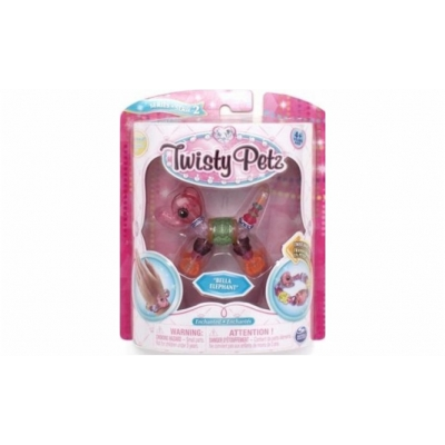 Spin Master - Twisty Petz Single Pack - Bella Elephant (20108102)