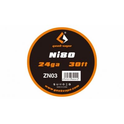 Geekvape Ni80 24ga 30ft