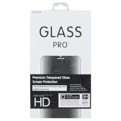 Tempered Glass 9H White-Box Samsung Galaxy A6 Plus 2018