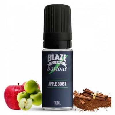 Blaze Various Apple Boost 10ml