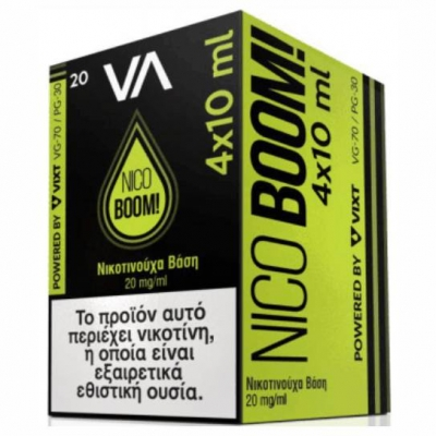 Innovation Base 70/30 20mg 4x10ml