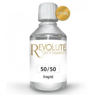 Revolute Base 50/50 XL 275ml 00mg