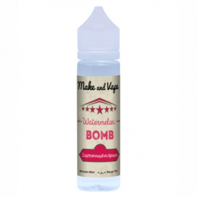 VDLV Watermelon Bombmake and vape 60ml
