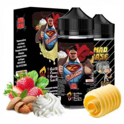 Mad Juice Butter Man 100ml
