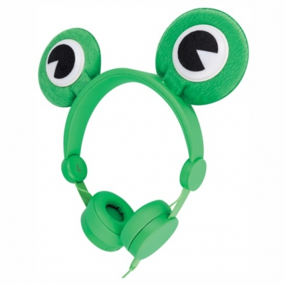 Setty Wired headphones Froggy