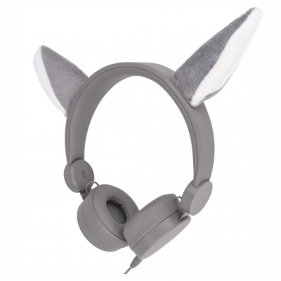 Setty Wired headphones Wolfy