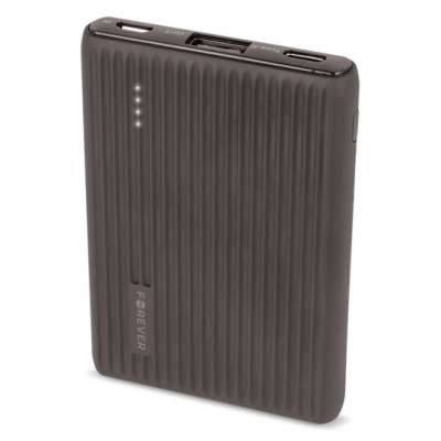 Forever Power bank PTB-05S 5000mAh black
