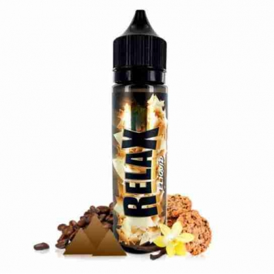 Eliquid France Relax Mix and Vape