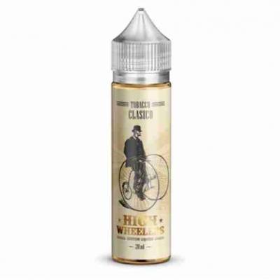 High Wheelers Tobacco Clasico 60ml Flavorshots