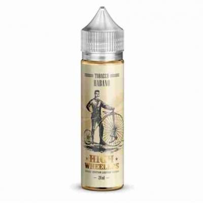 High Wheelers Tobacco Habano 60ml Flavorshots