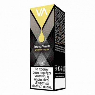 Innovation Strong Vanilla