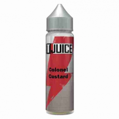 T-Juice Colonel Custard 15ml/60ml