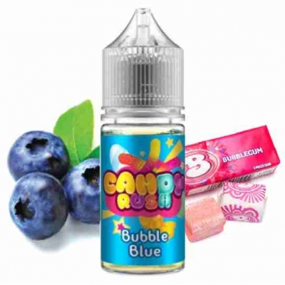 Candy Rush Bubble Blue 60ml Flavorshots