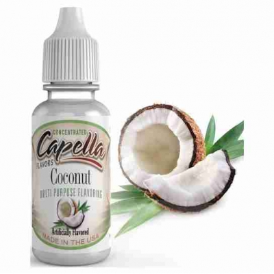 Capella Coconut 13ml Flavor