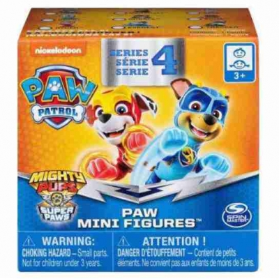 Spin Master - Paw Patrol Mighty Pups Super Paw Mini Figures (20113988)