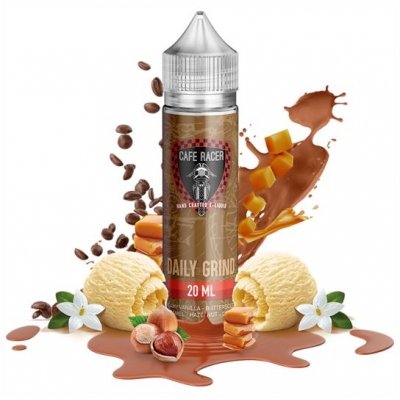 Cafe Racer Daily Grind 60ml Flavorshots