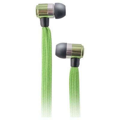 Forever Swing Shoelace Headset Green