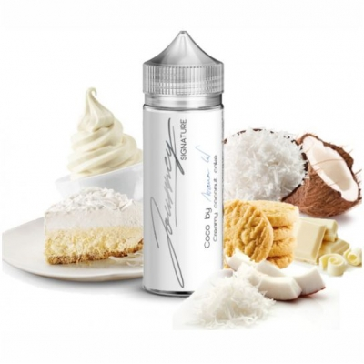 Journey Signature Coco 120ml Flavorshot
