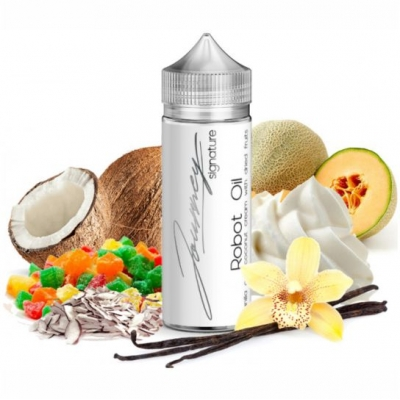 Journey Signature Robot Oil 120ml Flavorshot