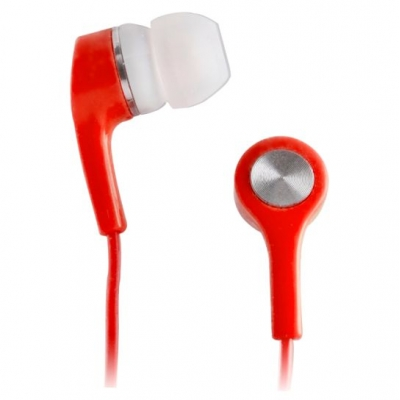 Setty Stereo Headset Red