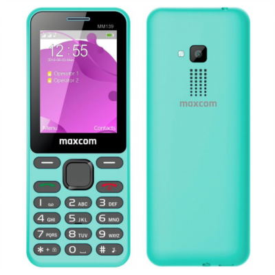 Maxcom MM139 Blue