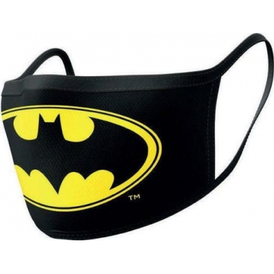 Pyramid International Face Cover Triple Layer Protection DC Comics Batman 2τμχ