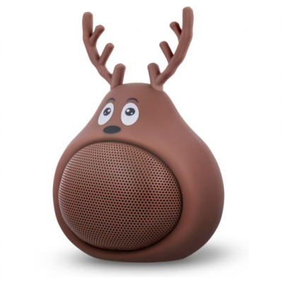 Forever Bluetooth Speaker Sweet Animal Deer Frosty ABS-100