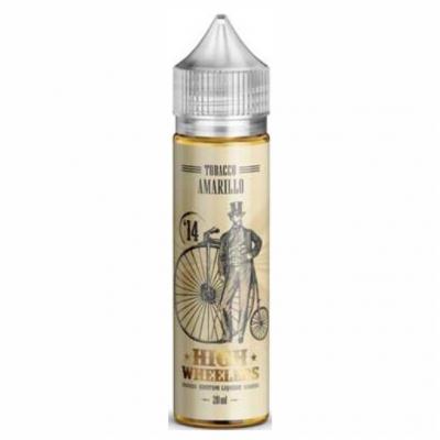 High Wheelers Tobacco Amarillo 60ml Flavorshots