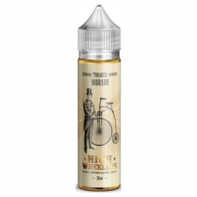 High Wheelers Tobacco Morado 60ml Flavorshots
