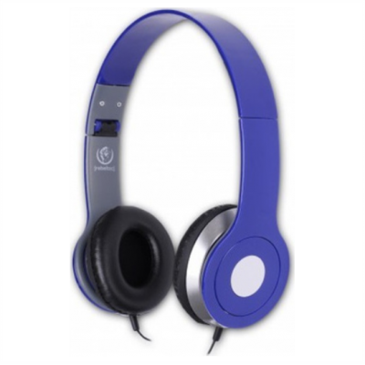 Rebeltec headphones City Blue