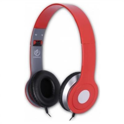 Rebeltec headphones City Red