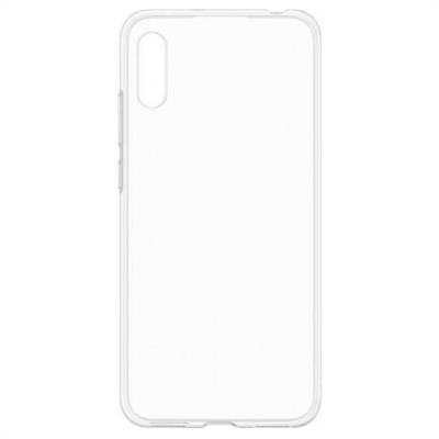 Slim case TPU 1mm for Huawei Y6 2019 Διάφανο