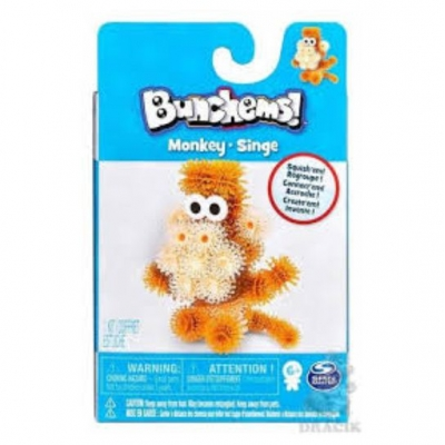 Spin Master: Bunchems Starter Set - Monkey (20087098)