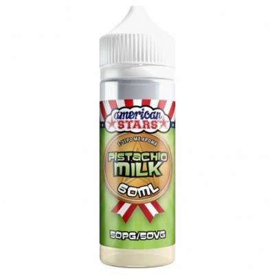 American Stars Pistachio Milk 120ml Flavorshots
