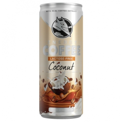 Hell Energy Coffee Lactose Free Coconut 250ml