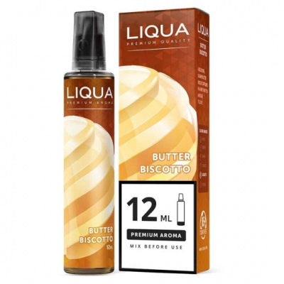 Liqua Butter Biscotto 60ml Flavorshots