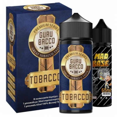 Mad Juice Gurubacco 120ml Flavorshots