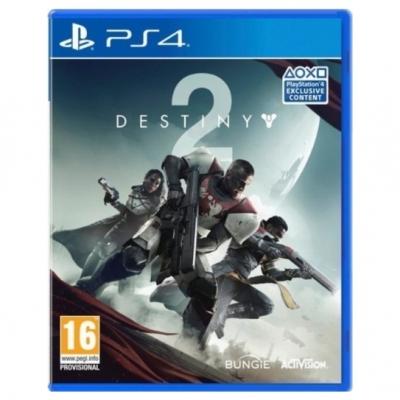PS4 DESTINY 2 - Μεταχειρισμένο
