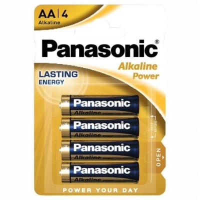 Panasonic Alkaline Power AA (4τμχ)