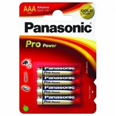 Panasonic Pro Power AAA (4τμχ)