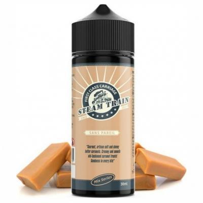 Steam Train Exclusive Sans Pareil 24/120ml Flavorshots