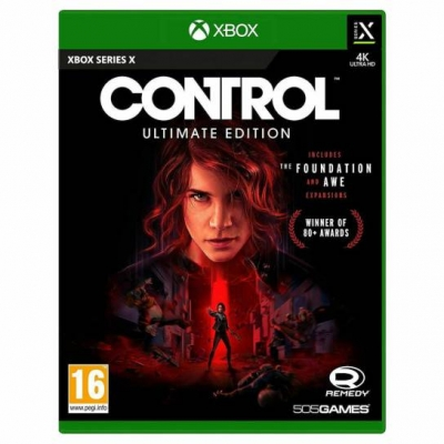 XBOX One/Series X Control Ultimate Edition