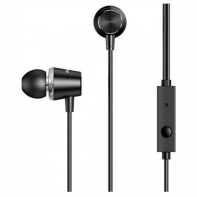 Awei PC-2 In-ear Handsfree με Βύσμα 3.5mm Μαύρο