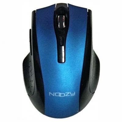 Noozy SW-16 Ασύρματο Ποντίκι Μπλε