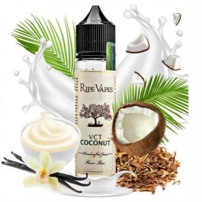 Ripe Vapes Flavor Shot VCT Coconut 20ml/60ml