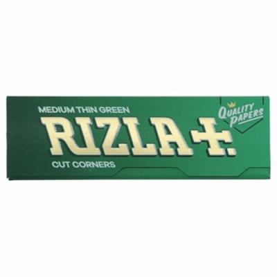 Rizla Χαρτάκια Green 50 φύλλα (1τμχ)