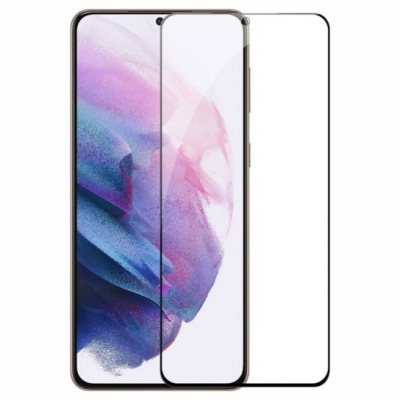 ObaStyle Tempered Glass 3D for Samsung Galaxy S21 5G Black frame