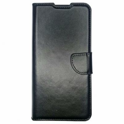 Smart Wallet case for Samsung Galaxy A12 Black