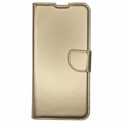 Smart Wallet case for Samsung Galaxy A72 Gold